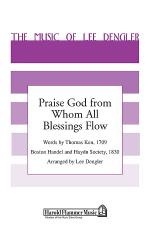 Praise God from Whom All Blessings Flow Sheet Music
