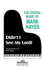 Didn't I See My Lord? Sheet Music