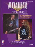 Metallica Bass: Riff By Riff Sheet Music
