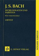 Sonatas and Partitas BWV 1001-1006 Sheet Music