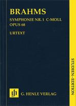 Symphony C Minor Op. 68, No. 1 Sheet Music