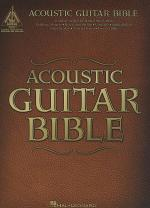 Acoustic Guitar Bible Sheet Music