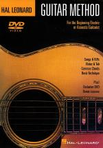 Hal Leonard Guitar Method (DVD) Sheet Music