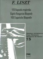 8th Hungarian Rhapsody Sheet Music