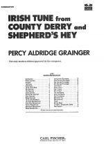 Irish Tune from County Derry & Shepherd's Hey Sheet Music