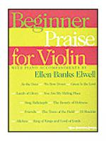 Beginner Praise For violin Sheet Music