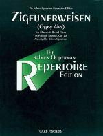 Zigeunerweisen, Op. 20 (Gypsy Airs) Sheet Music