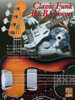 Classic Funk and R&B Grooves for Bass Sheet Music