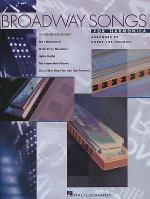 Broadway Songs for Harmonica Sheet Music