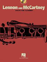Lennon And McCartney Solos - Clarinet Sheet Music