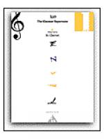 The Klezmer Repertoire, Volume 1 Sheet Music