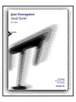 Jazz Conception Study Guide Sheet Music