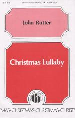 Christmas Lullaby Sheet Music