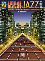 Fretboard Roadmaps - Jazz Guitar - Book/CD Sheet Music