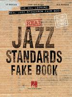 The Hal Leonard Real Jazz Standards Fake Book - C Edition Sheet Music