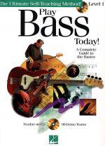 Play Bass Today! - Level 1 Sheet Music