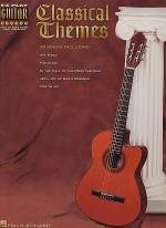 Classical Themes - Easy Guitar Sheet Music