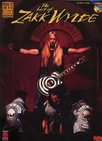 The Best Of Zakk Wylde Sheet Music