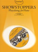 Guest Spot: Showstoppers Playalong for Flute Sheet Music