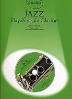 Guest Spot: Jazz Playalong For Clarinet Sheet Music