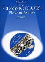 Guest Spot: Classic Blues Playalong for Flute Sheet Music