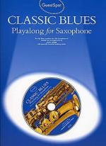 Guest Spot: Classic Blues Playalong For Alto Saxophone Sheet Music