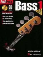 Fast Track: Bass - Book One Sheet Music