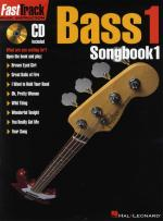 Fast Track: Bass 1 - Songbook One Sheet Music