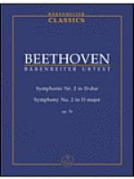 Symphonie Nr. 2 D-Dur op. 36 Sheet Music