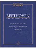 Symphonie Nr. 6 F-Dur op. 68 Pastorale Sheet Music
