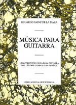 Musica Para Guitarra Sheet Music