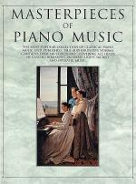 Masterpieces Of Piano Music Sheet Music