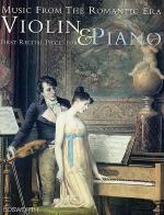 Music from Romantic Era - Violin & Piano Grades 1-3 Sheet Music