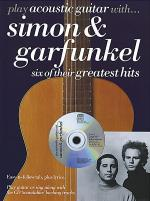 Play Acoustic Guitar with...Simon and Garfunkel Sheet Music