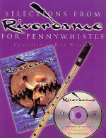 Selections From Riverdance For Pennywhistle Sheet Music