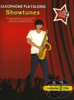 You Take Centre Stage: Saxophone Playalong Showtunes Sheet Music