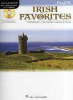 Instrumental Playalong: Irish Favourites - Flute Sheet Music