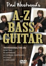 Paul Westwood: A-Z Of Bass Guitar Sheet Music