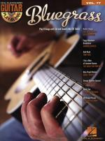 Guitar Play-Along Volume 77: Bluegrass Sheet Music