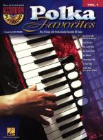 Accordion Play-Along Volume 1: Polka Favourites Sheet Music
