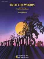 Into The Woods - Vocal Score Sheet Music
