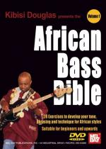 Kibisi Douglas: African Bass Bible - Volume 1 Sheet Music
