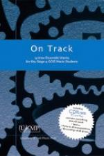 On Track - 13 Ensemble Works For Key Stage 4 Sheet Music