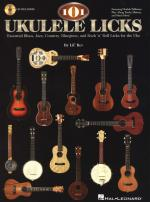 101 Ukulele Licks Sheet Music