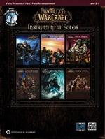 World Of Warcraft Instrumental Solos For Strings - Violin Sheet Music