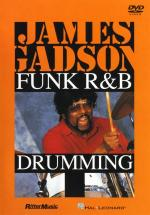 James Gadson: Funk/R&B Drumming Sheet Music