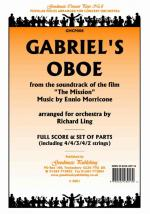 Gabriel's Oboe - Cello Part Sheet Music