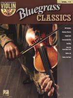 Violin Play-Along Volume 11: Bluegrass Classics Sheet Music
