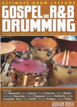 Ultimate Drum Lessons: Gospel R&B Drumming Sheet Music