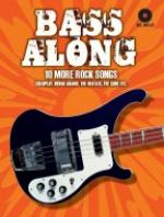 Bass Along - 10 More Rock Songs Sheet Music